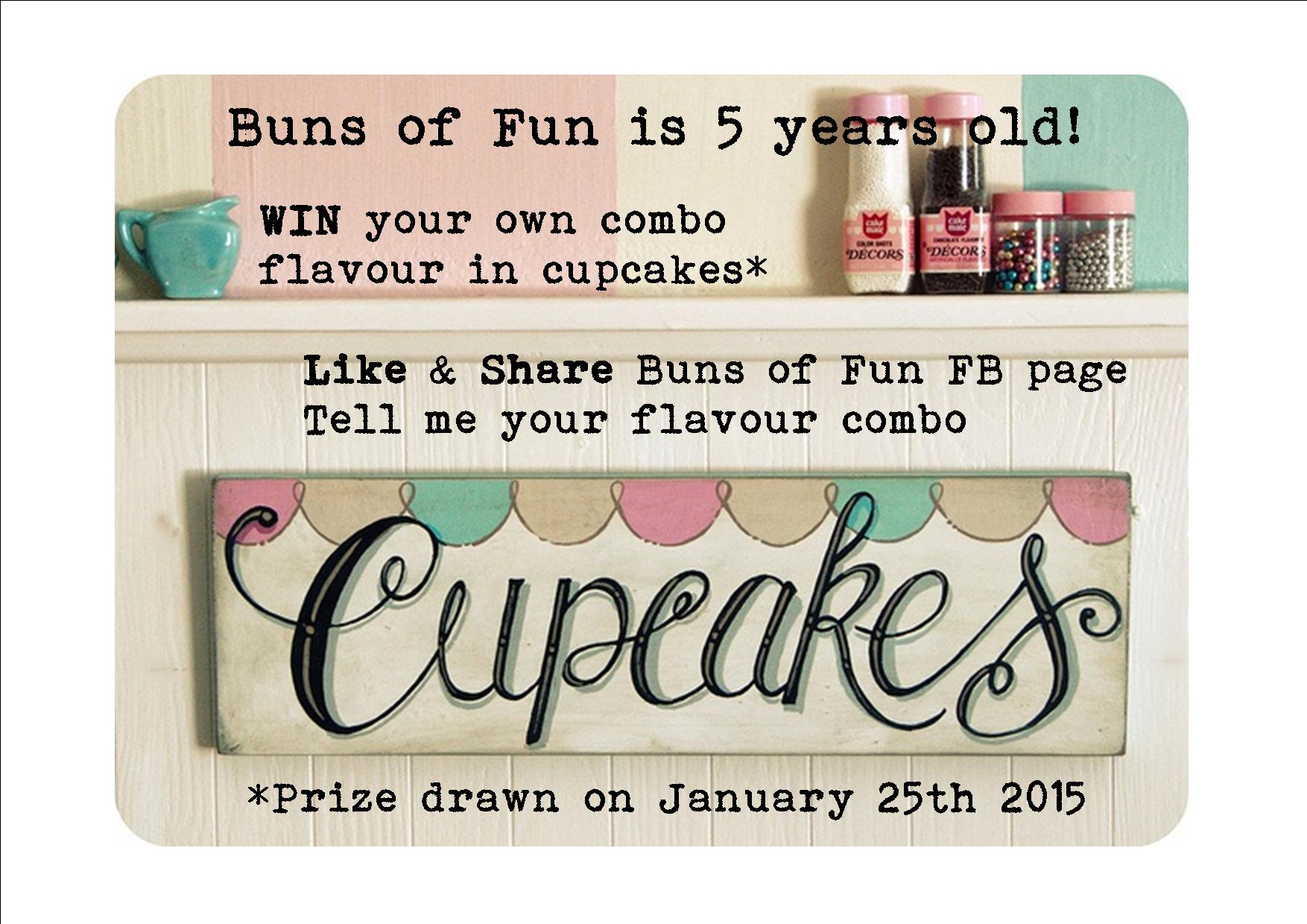 Win Cupcakes 5yo
