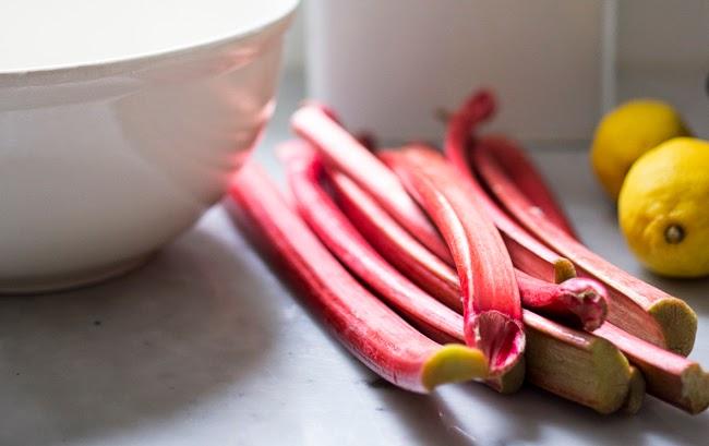 rhubarb cake-0783